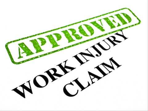 Injured in the work place?