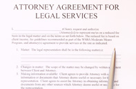 Working with a lawyer brochure