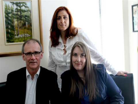 Owen, Angela and Katherine