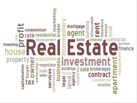 Residential or Commercial Real Estate
